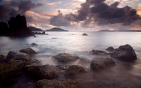 A Virgin Gorda Evening