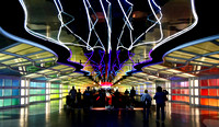 Psychedelic Lights of O'Hare
