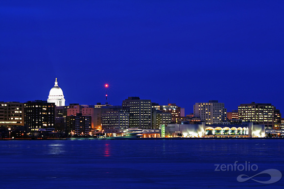 Madison, Wisconsin Twighlight